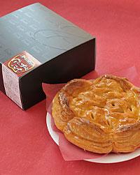 余市りんごのアップルパイ