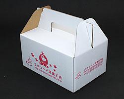 プリン梱包箱